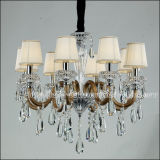 Modern Fashion Crystal Chandelier Light for Home (S-8020-8)