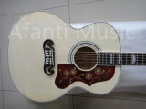 Afanti Music High Quality Spruce Top Acoustic Guitar (AJ200)