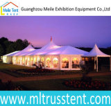 500 People PVC Canvas Romantic Wedding Marquee Speicial Events Tent Design