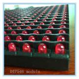 Single-Color Outdoor LED Digital Scoreboards LED Display Module
