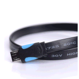 Flexible Flat Micro USB Cable Universal