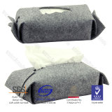 China Manufacture Decoration Felt Handmake Tissue Box