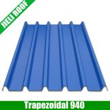 Curving Corrugated Roof Sheet