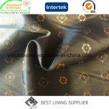 55% Polyester 45% Viscose Jacquard Lining