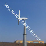 Variable Pitch Wind Turbine, Connected to Utility Grid