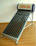 Non-Pressure Evacuated Tube Solar Water Geyser