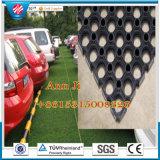 Antibacterial Floor Mat, Drainage Rubber Mat, Anti-Fatigue Mat