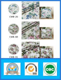 100% Cotton Printed Flower Canvas Fabric in Stock Weight 180GSM Width 150cm