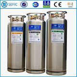 Low Pressure Horizontal Cryogenic Liquid Nitrogen Cylinder (DPL-450-175)