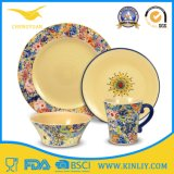 Factory Wholesale 4PC New Style Melamine Dinner Kitchenware