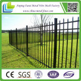 USA Style Galvanized Prefabricated Iron Fence for Sale