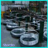 Thermal Spraying Pure Zinc Wire ISO9001: 2008