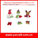 Christmas Decoration (ZY14Y141-1-2-3) Christmas Time Xmas Tree Decoration