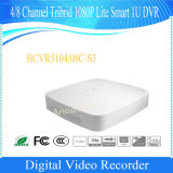 Dahua 4 Channel Tribrid 1080P Lite Smart 1u DVR Recorder (HCVR5104C-S3)