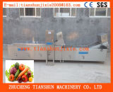 Stainless Steel Ozone Bubble Apple/Cherry/Persimmon Washing Machine Tscq-3000