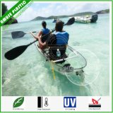 Wholesale Crystal Clear Water Canoe Fishing Polycarbonate PC Kayaks Philippines
