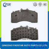 ECE R90 Brake Pads Cast Iron Backing Plate for BPW Truck