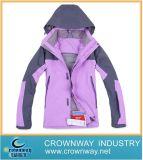 Fashion Womens Windbreaker Sports Outerwear for Ski
