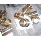 Mold Part Brass Guide Bushing with Oil Groove (XZG02)