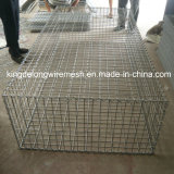 Hot-Dipped Galvanized Welded Gabion Boxes
