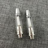 Glass Thc/CO2 Oil Empty Atomizer Top Airflow 510 Cbd Vaporizer