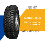 OTR Tyre 11.00r20 12.00r20, Radial off-The-Road Tyre, Truck Tyre