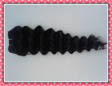 """Hot Hair Unprocessed Brazilian Virgin Hair Extension Curly Hair Natural Color Deep Wave 16"""""""