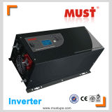 Home Use LCD Display 6000watt 48V 220VAC Pure Sine Inverter