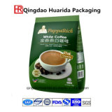 Coffee Packaging Bag with Zipper Stand up