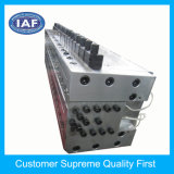 Low Cost Adjustable Hollow Grid Plate Extrusion Plastic Mold