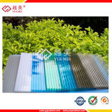 Building Material Hollow Polycarbonate Lightweight Plastic Sheet (YM-PC-093)