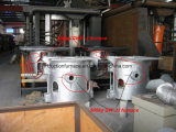 100 Kg to 5 Ton Coreless Medium Frequency Induction Melting Furnace