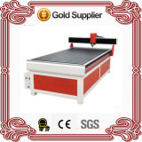 Jinan Factory Stepper Motor Wood MDF PVC 1224 China CNC Router Machine for Advertising
