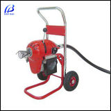 Snake Pipe Cleaning Machine (H-200A)