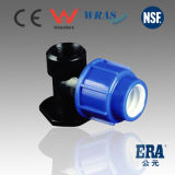PP Era Brand Irrigation Fitting with Bracket Drip Female Thread Elbow