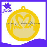 18 K Gold Plated Pendant Jewelry (2015gus- Enp-007)