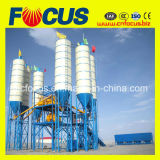 Construction Equipment Hzs60 Belt Converyor Concrete Batching Plant