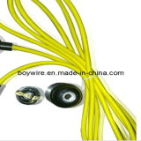 Lamp Cord Set Plug with Texitle Braided Power Cord