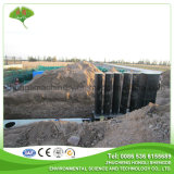 Chinese Combined Treatment of The Industrial Wastewater