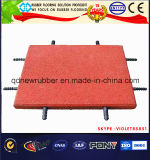 UV Stabilized Rubber Tiles