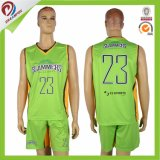 Best Quality Sublimated Custom Clearance Basketball Uniforms/ Home and Away Basketball Uniforms