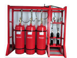 FM-200 Fire Extinguisher System Fire Fighting