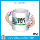 Popular Custom Wholesale Ceramic World Cup
