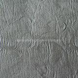 Top Sell Furniture Semi-PU Leather (QDL-FS077)