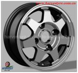Full-Painting Silver Aluminum Car Wheels