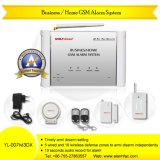 Home GSM SMS Security Alarm System (YL-007M3D)