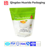 High Quality Doypack Plastic Snack/Food Packaging Bag with Window