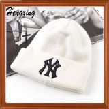 Promotion Winter Hat Ny Acrylic Knitted Hat