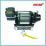 Powerful Electric Winch with Ce FCC Approved