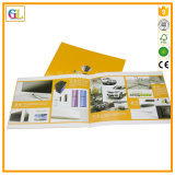 Cheap Saddle Stitch Booklet Printing (OEM-GL012)